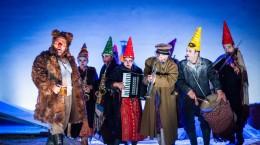 D'ale carnavalului, regia Silviu Purcărete, foto credit TNRS, Zoltan Rab (3)