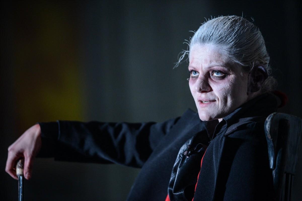 Faust, regia Silviu Purcărete - foto credit TNRS, Sebastian Marcovici