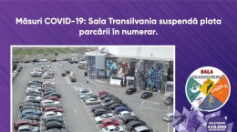 Parcare Sala Transilvania