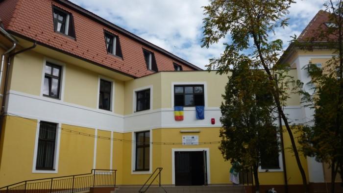 Poza Spital Pneumoftiziologie Sibiu