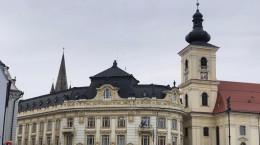 Sibiu piata mare primaria stare de urgenta coronavirus (1)