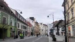 Sibiu balcescu centru stare de urgenta coronavirus (3)