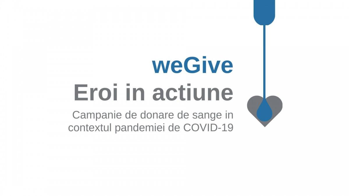 capanie wenglor de donare sange