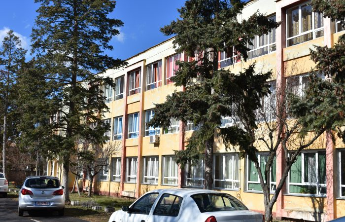 "Liceul german ""Adam Muller Guttenbrunn"" din Arad. Sursa foto: site-ul liceului"