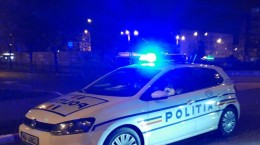 masina politie coronavirus stare urgenta