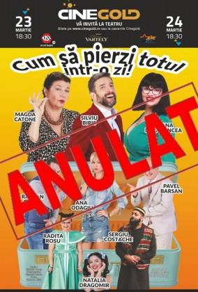 poster teatru anulat