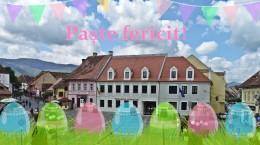 Primaria Cisnadie - Paste Fericit!