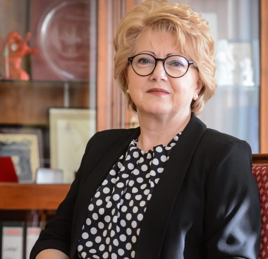 Primarul Sibiului, Astrid Fodor, arată că a trimis mai multe adrese pe teme fiscale Ministerului Finanțelor