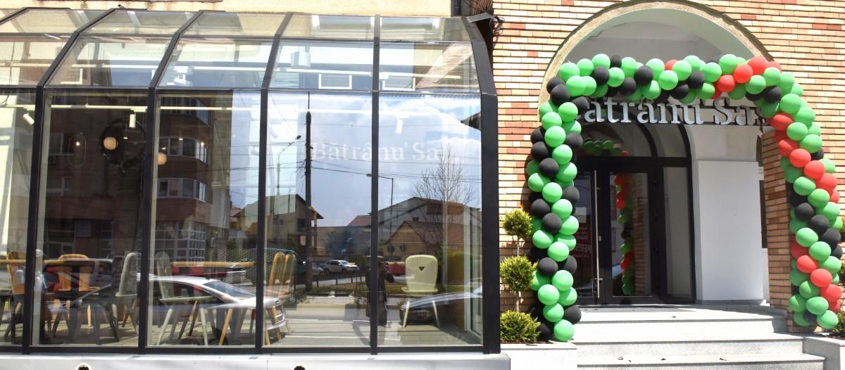 Noul magazin a fost dechis în capătul bulevardului Mihai Viteazul