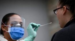 coronavirus test testare spital