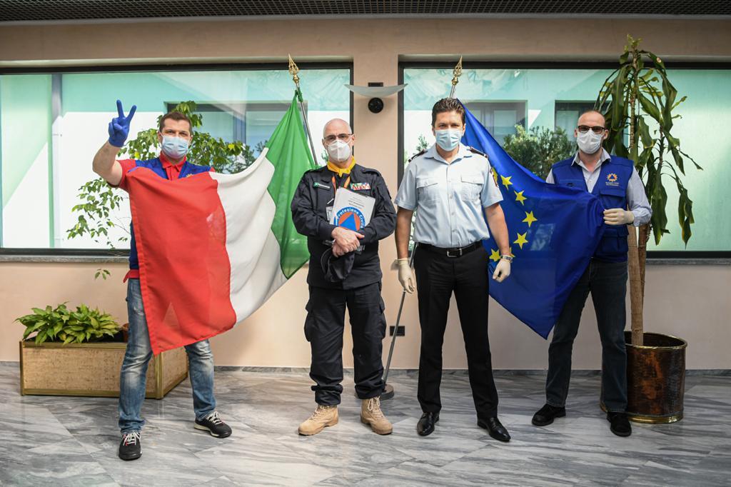 misiune italia