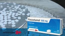 paracetamol antibiotice iasi