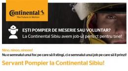 pompier continental
