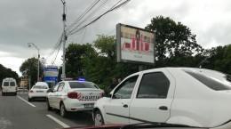 masina urmarita trafic politie