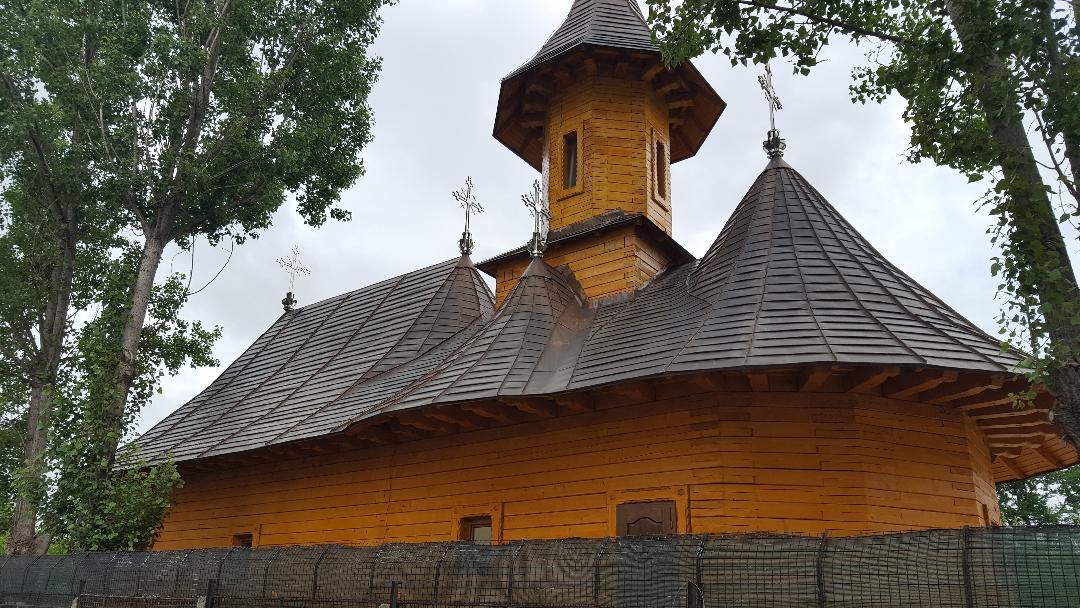 """Biserica """"Înălțarea Domnului și Sf. Nicolae"""""""