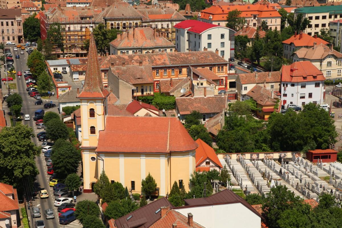 """Biserica """"Buna Vestire"""" sau Biserica din Groapă"""