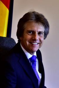 Hans E. Tischler, Consul al Republicii Federale Germania