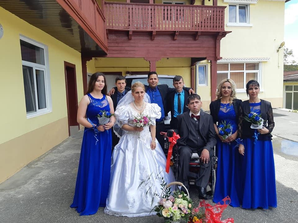 Nuntă Marius