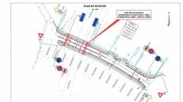 Plan de situatie pod Rozmarinului