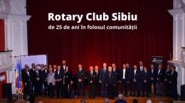 Rotari 25 ani