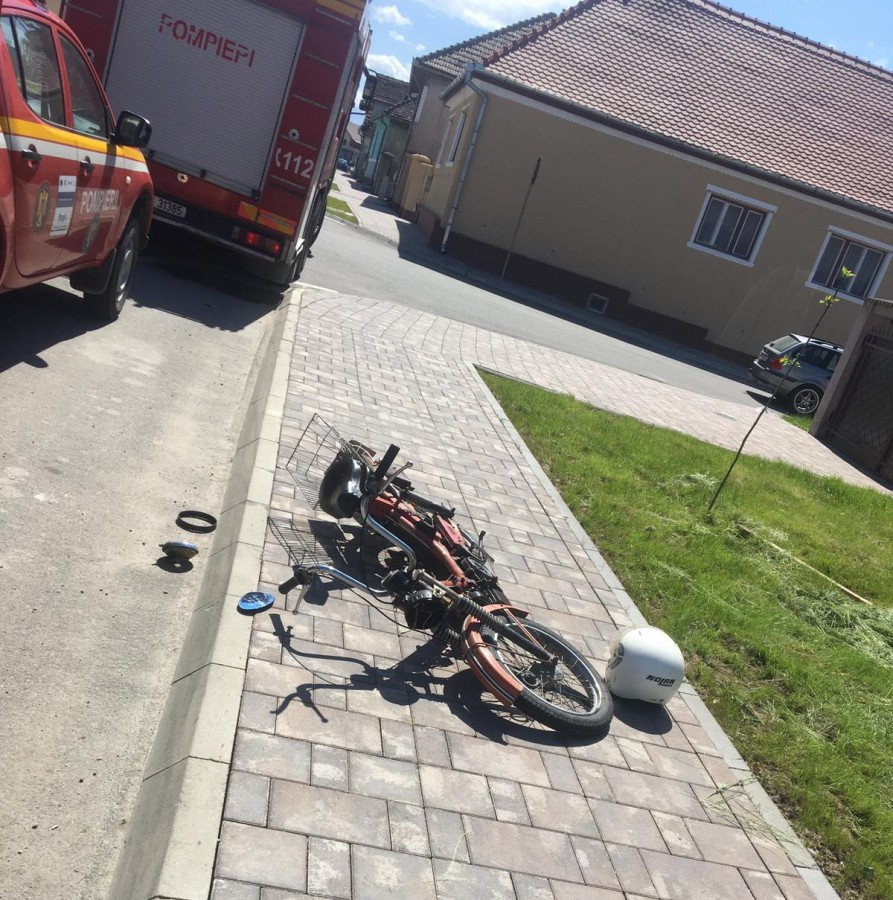 accident moped 1