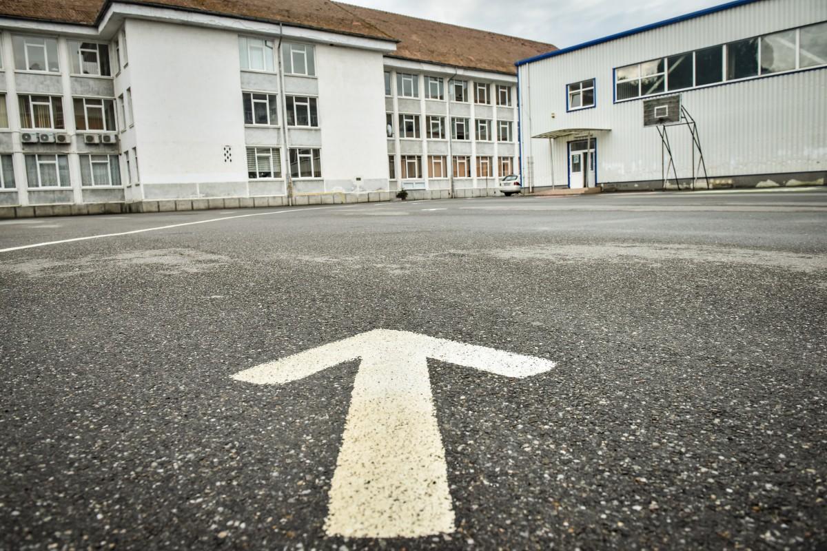 goga coronavirus scoala liceu triaj (7)