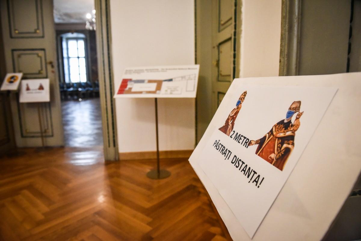 muzeu brukenthal coronavirus (10)