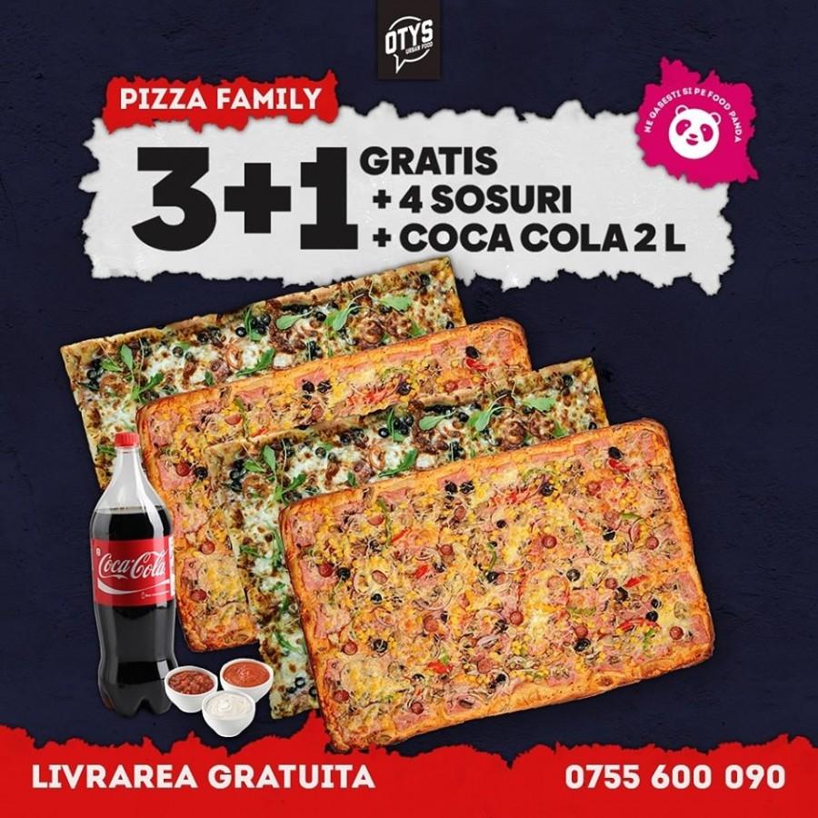 otys pizza interior