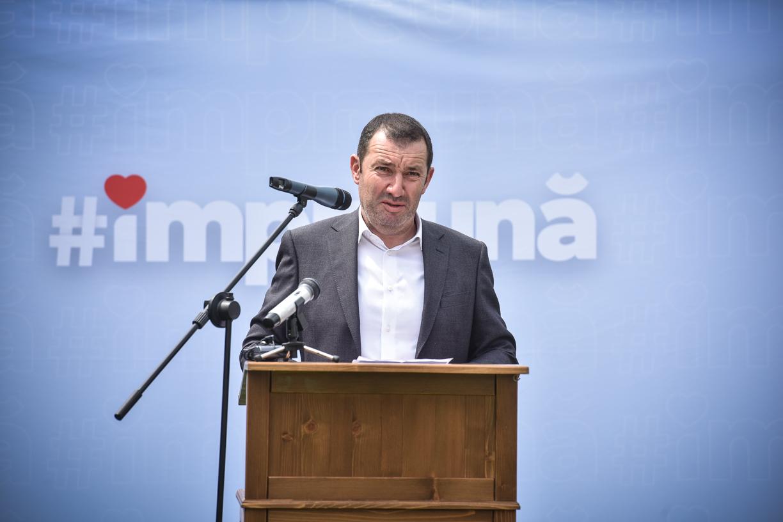 """FDGR, la Cisnădie: nici cu USR PLUS, nici cu PNL. """"Opoziția pare irealizabilă în acest moment"""""""