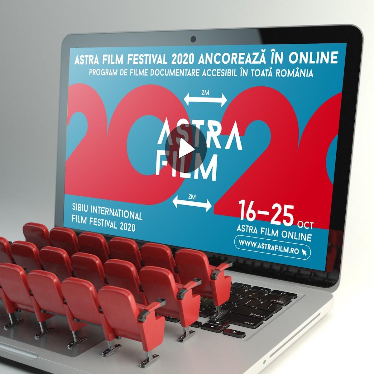Porția necesară de film documentar. S-au pus în vânzare bilete la maratonul cultural Astra Film Festival Online