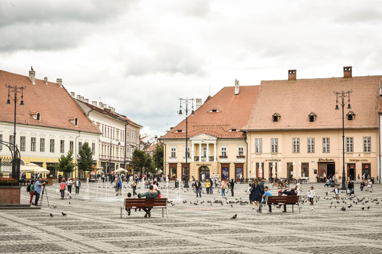 Lista cazurilor active pe localități. Număr în creștere la Sibiu, Cisnădie și Tălmaciu. Șelimbărul scade