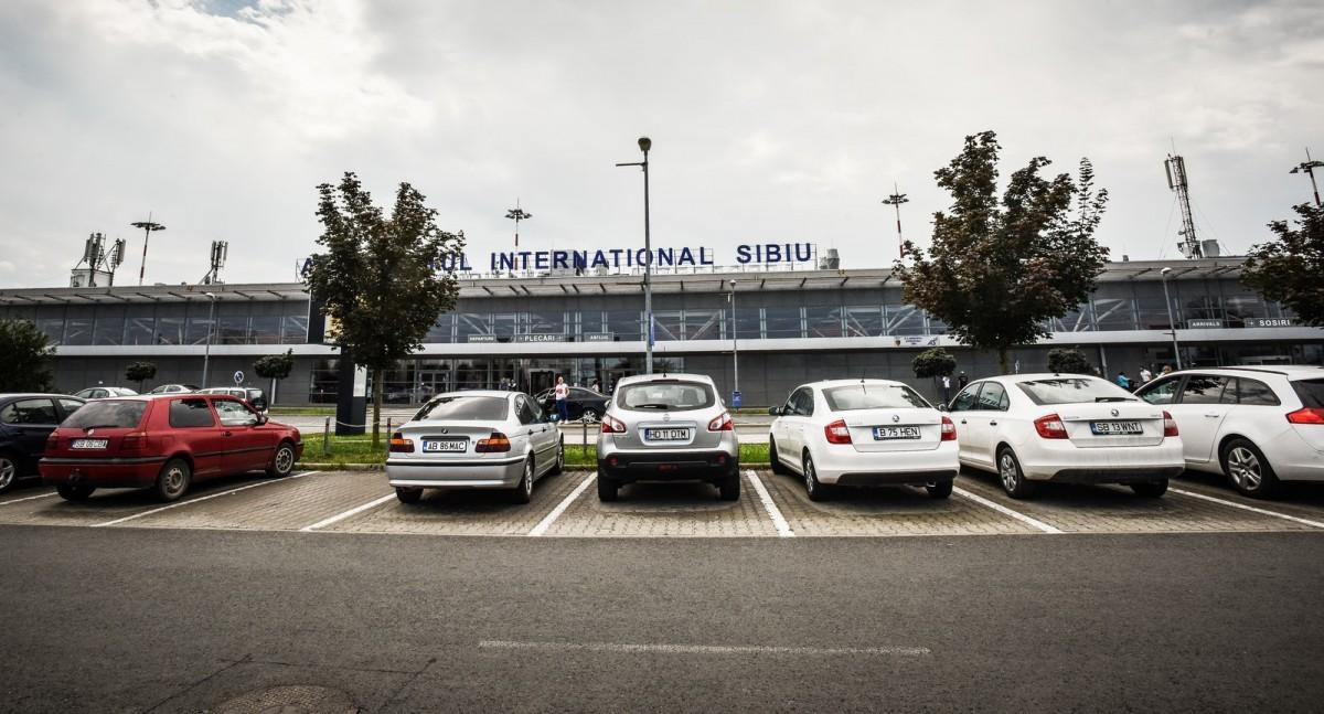 Controale cu caracter preventiv și la Aeroportul Sibiu