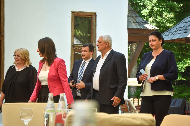 PMP Sibiu și-a depus lista pentru parlamentare. Ion Ariton, Adela Muntean și Radu Scutea