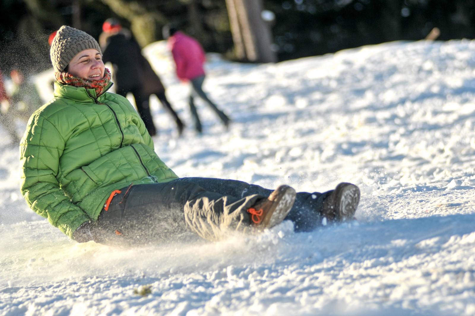 Minus 3 grade Celsius noaptea trecută la Păltiniș. Arena Platoș pregătește deschiderea noului sezon de schi