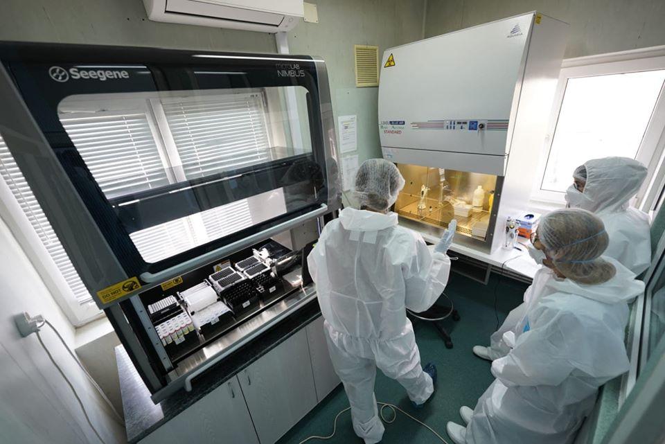 Câte teste se fac în Sibiu? Medie zilnică de 364,5 teste în ultimele 14 zile, în sistemul public