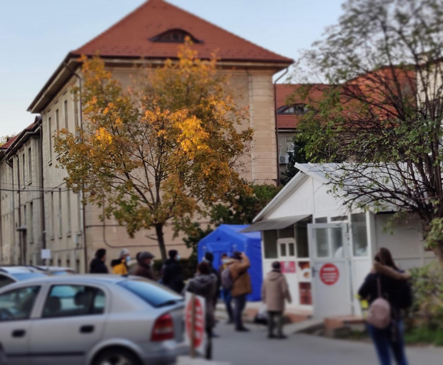 Alianța USR PLUS Sibiu transmite Spitalului, DSP, Prefecturii și Președintei CJ soluții pentru gestionarea crizei din spital