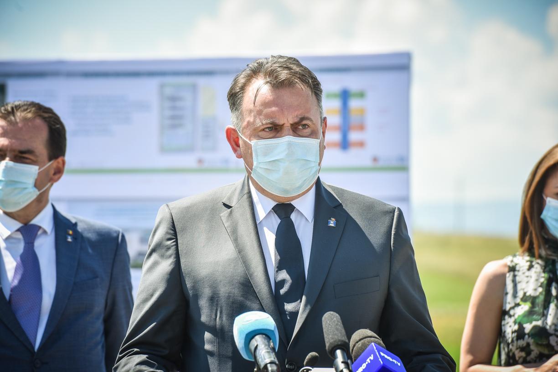Ministrul sănătății, Nelu Tătaru, vine astăzi la Sibiu