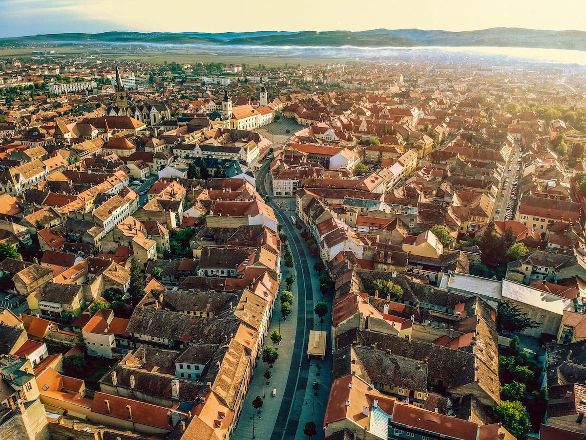Primăria Sibiu: Sibiul, în top 5 al celor mai atractive orașe din România