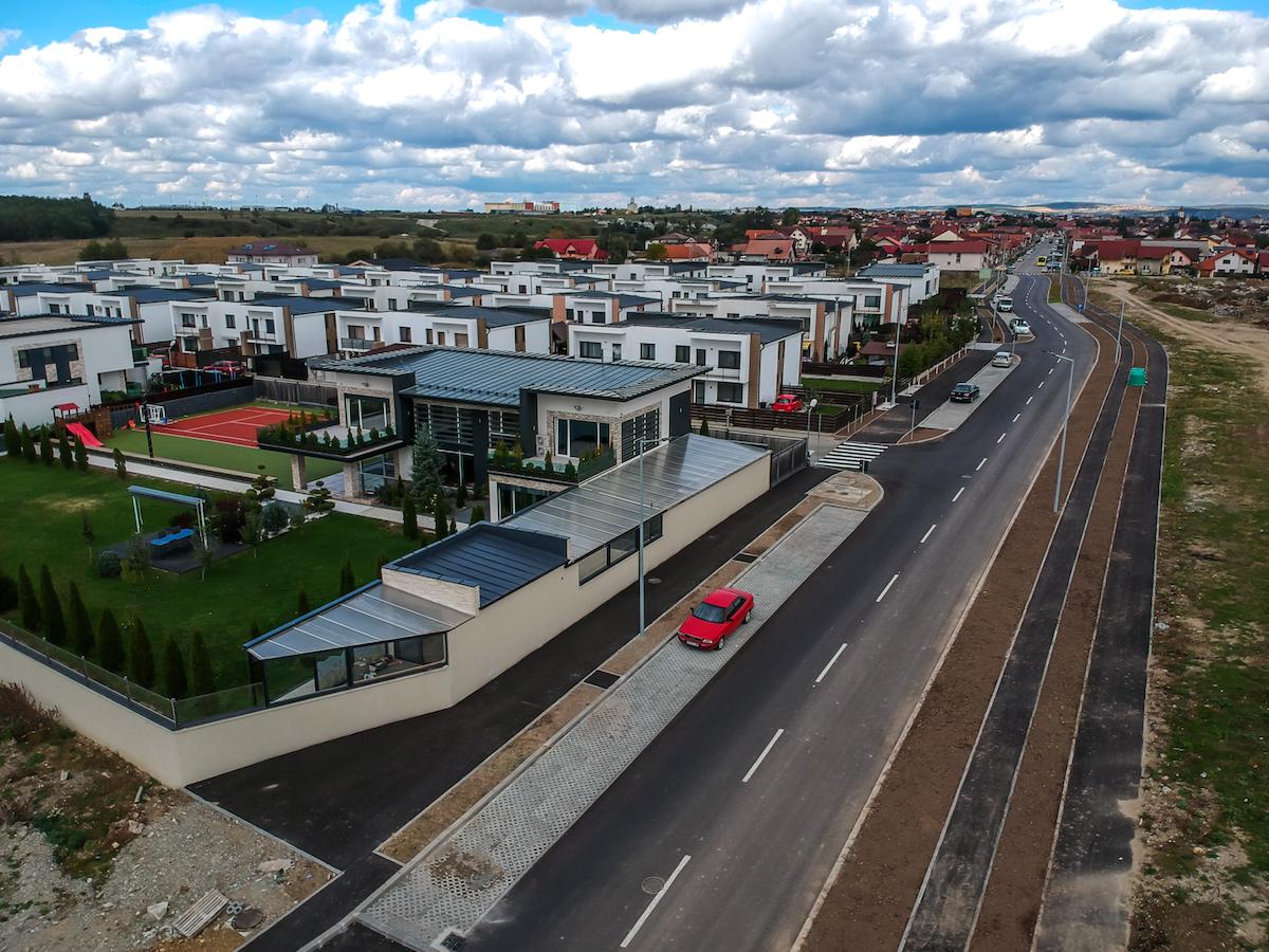 Primăria Sibiu: 25 de străzi modernizate anul acesta, alte 17 în lucru