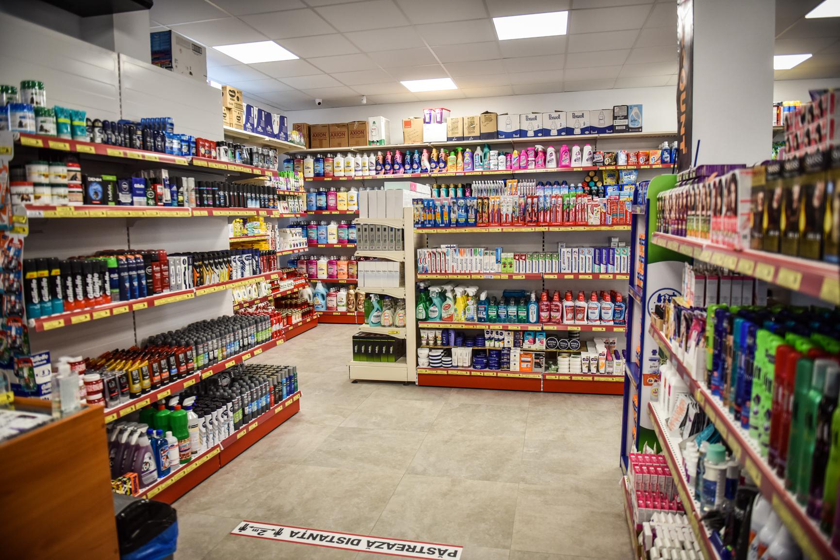 S-a deschis Hard Discount – afacere locală cu produse de curățenie și îngrijire la prețuri avantajoase