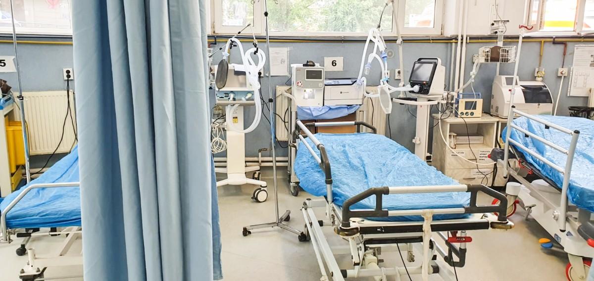 Încă o pacientă de la UAMS Săliște, confirmată cu infecție cu noul coronavirus, a decedat