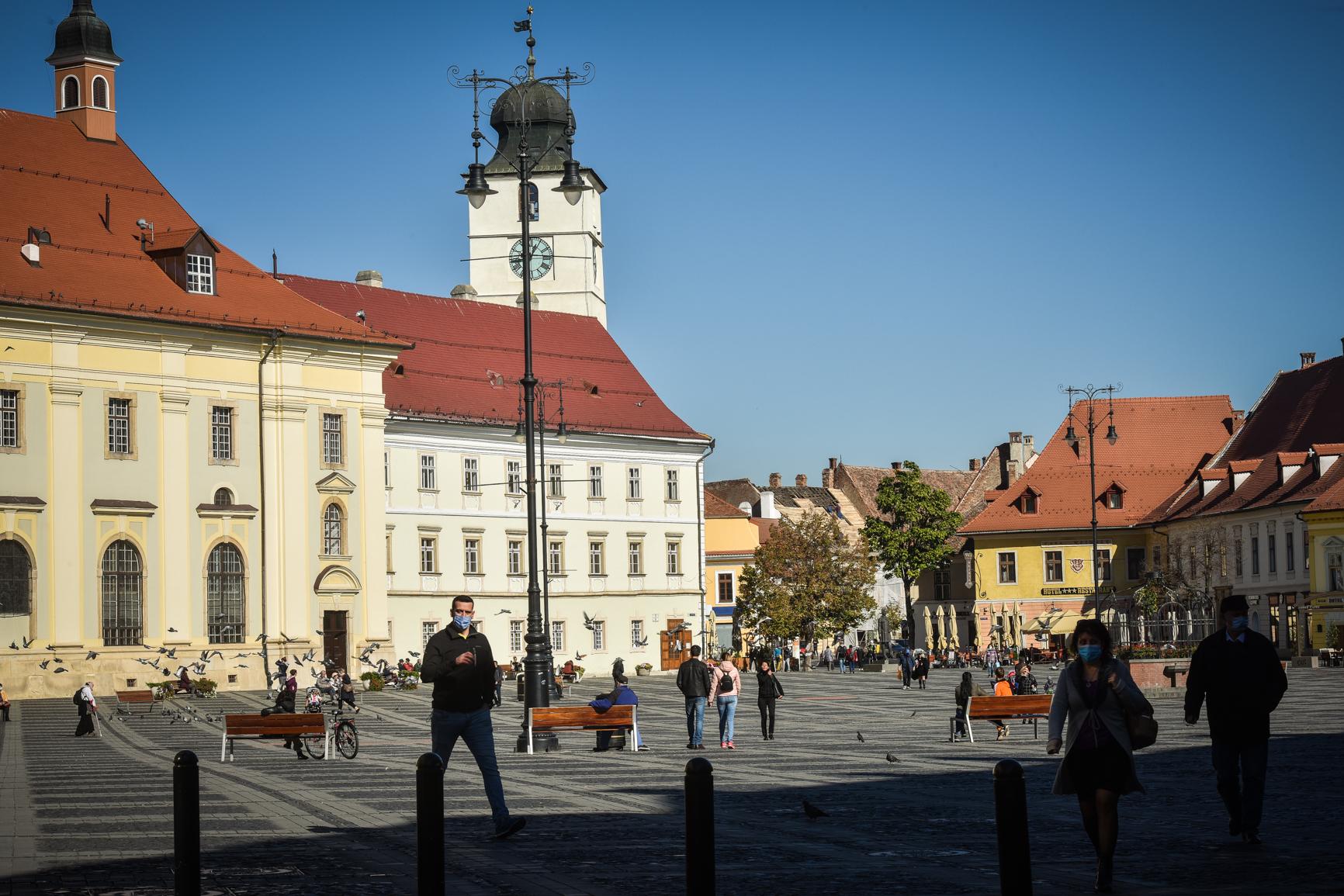 Cazurile active, în ușoară scădere în județul Sibiu