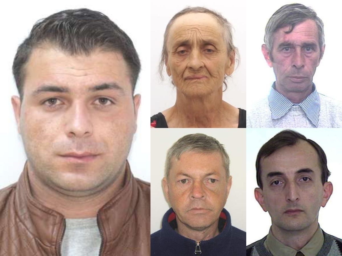 Dispăruții Sibiului: de negăsit din 1995, familia l-a anunțat de-abia în 2012