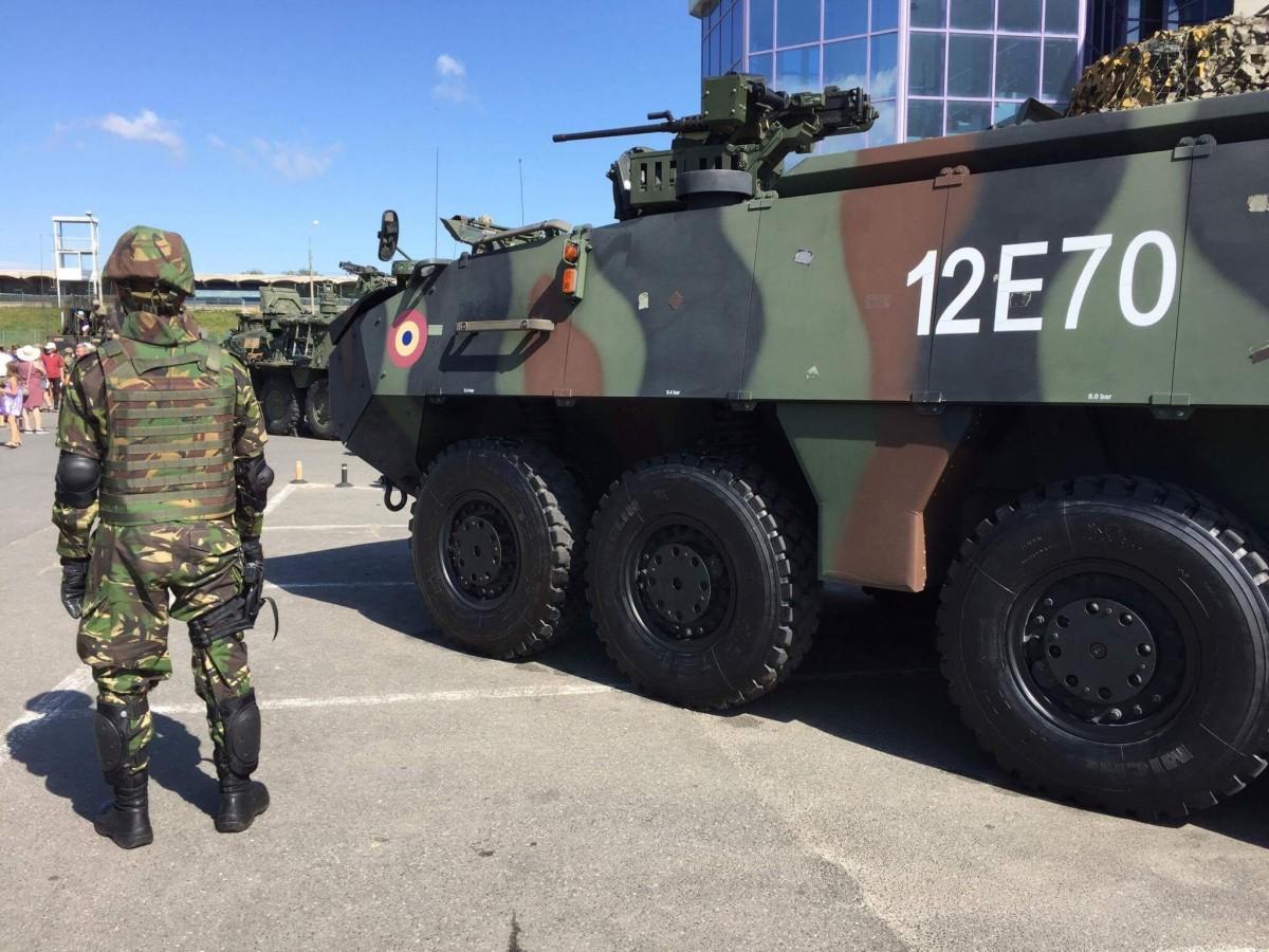 În afara Comandamentului NATO, în Sibiu se înființează și o unitate militară de suport NATO