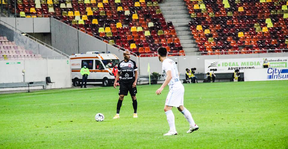 FC Hermannstadt s-a făcut de râs pe Arena Națională