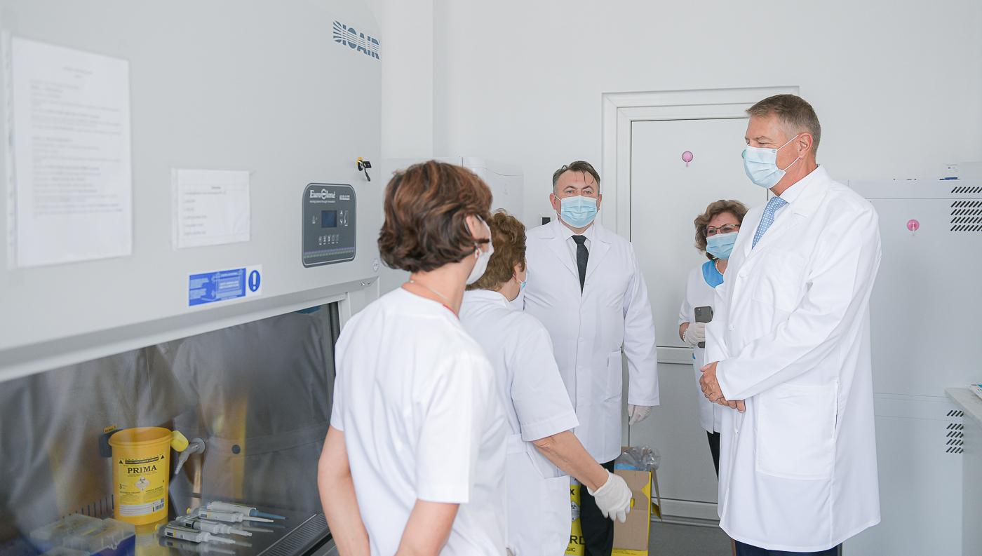 Tătaru, despre primirea vaccinului anticoronavirus: Avem speranţa pentru sfârşitul anului, începutul lui 2021