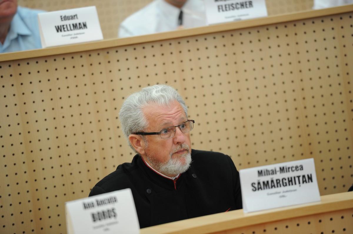 """A decedat preotul Mihai Sămărghițan. """"Am pierdut un om de o rară profunzime și înțelepciune"""""""