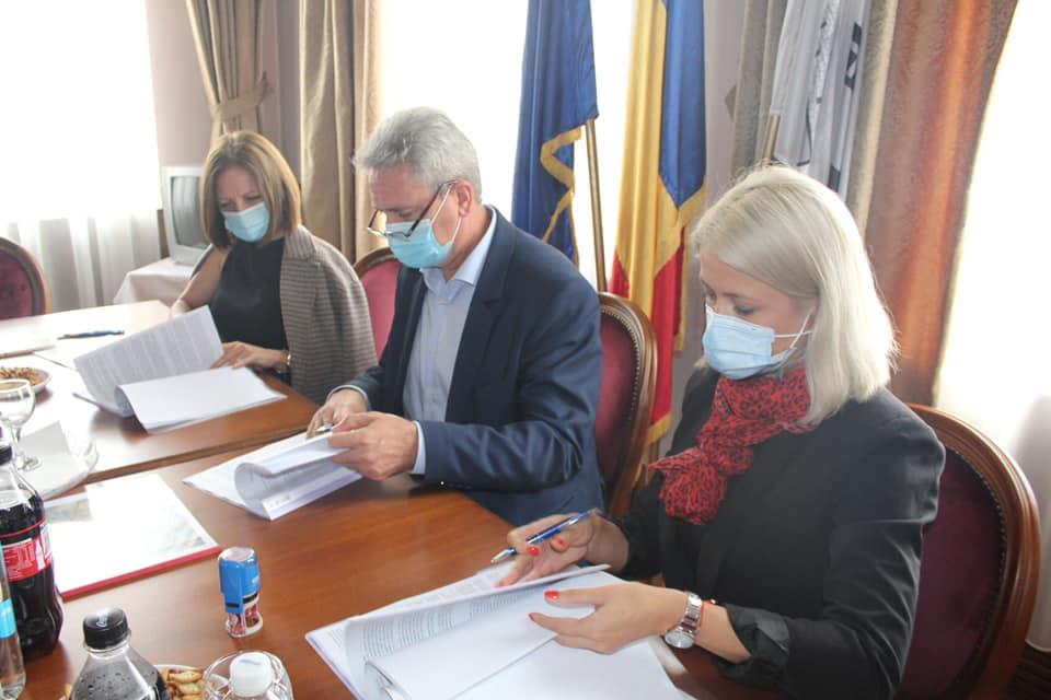 Proiect de investiții din fonduri europene în turism, la Ocna Sibiului
