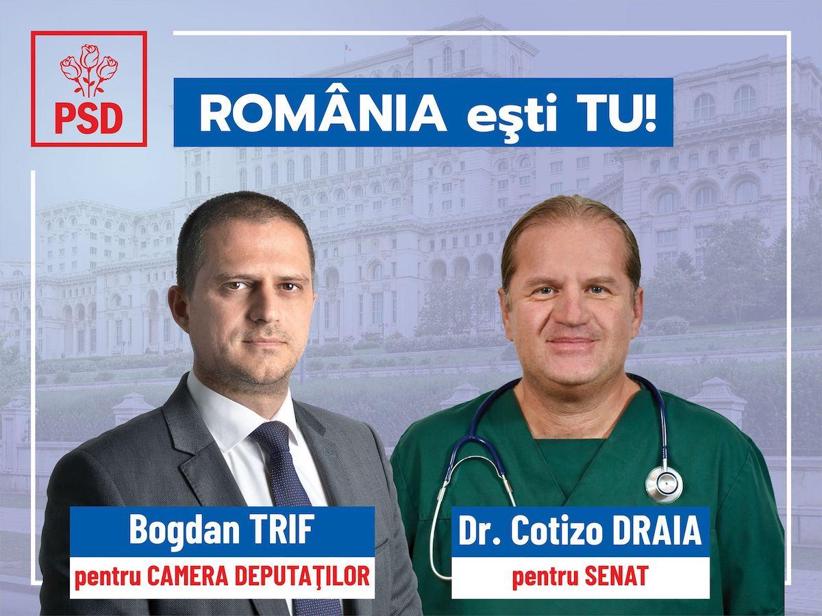 Bogdan Trif, PSD Sibiu: Dormiți bine, doamna Turcan?
