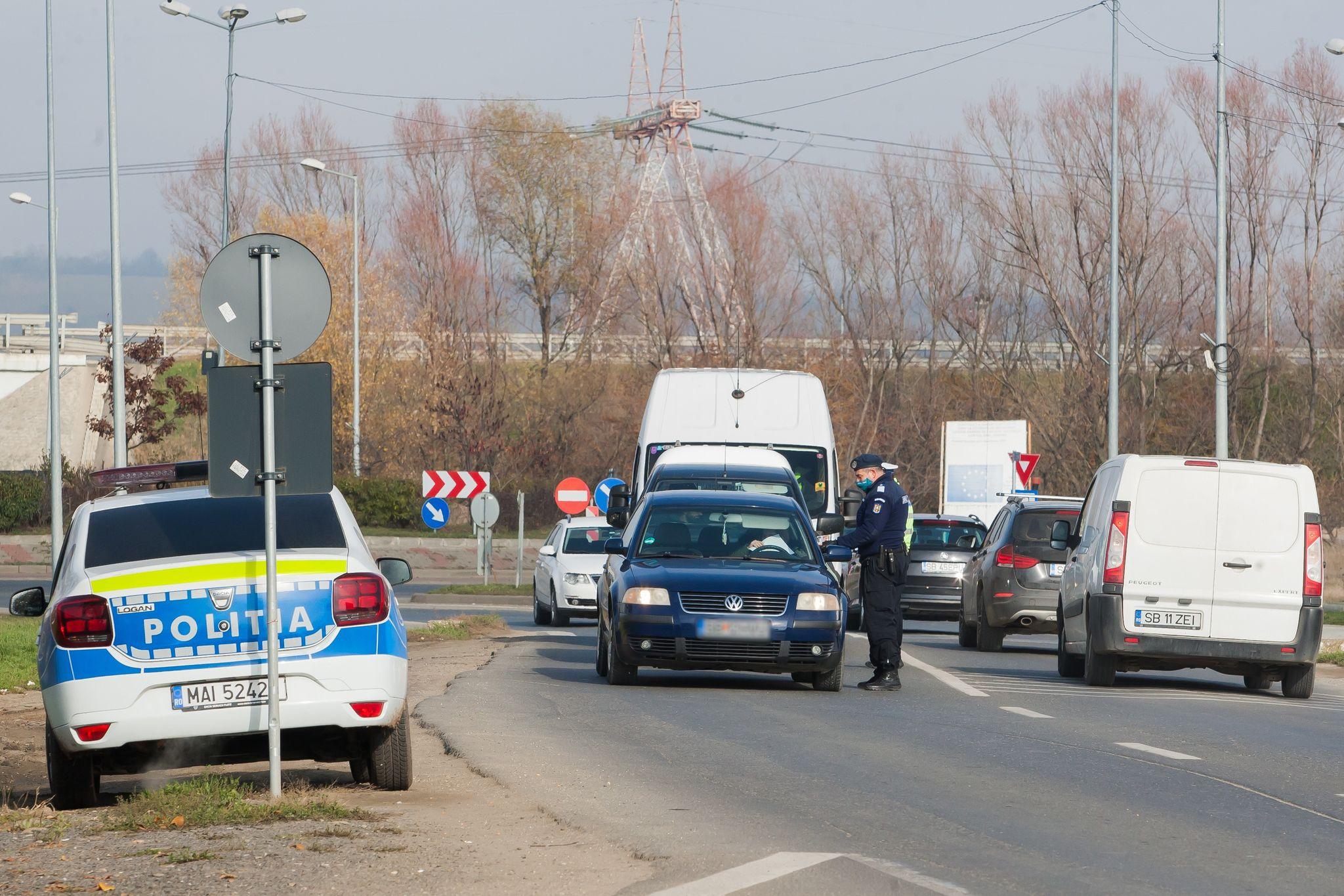 13,64 - rata de infectare în municipiul Sibiu. 2.335 de noi cazuri, în ultimele două săptămâni